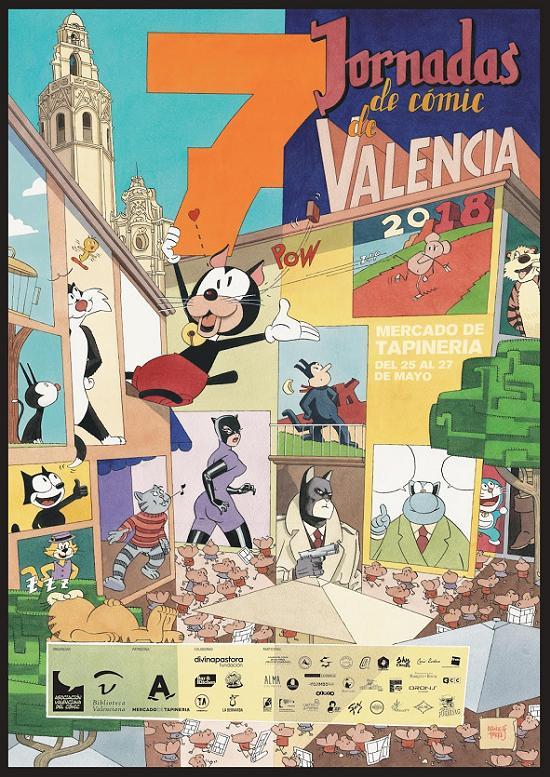 7 Jornadas Valencia
